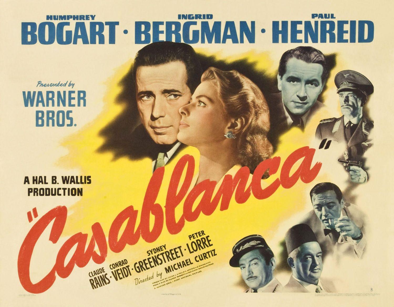 Primera Entrada – La Increíble Casablanca